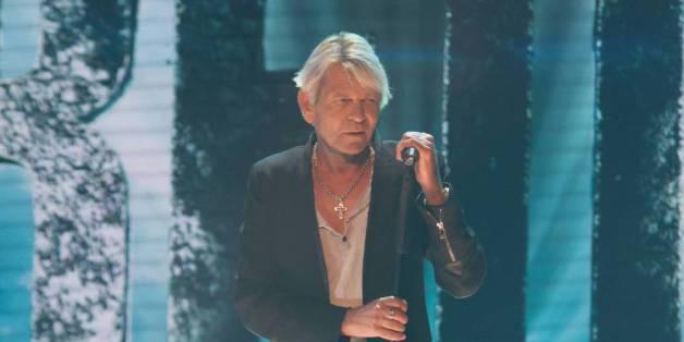 Matthias Reim brach auf der Bühne zusammen