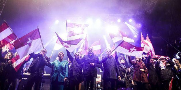 Österreich wählt am Sonntag einen neuen Bundespräsidenten