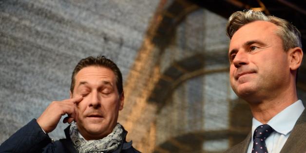 Heinz-Christian Strache und Herbert Kickl wittern Ungereimtheiten
