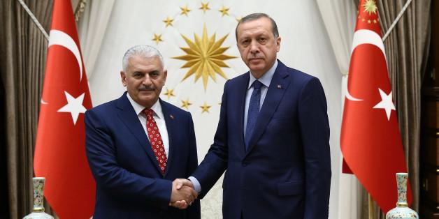 Binali Yildirim soll  türkischer Premierminister werden
