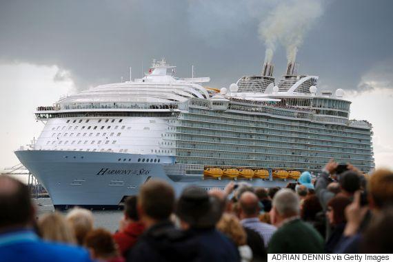harmony cruise