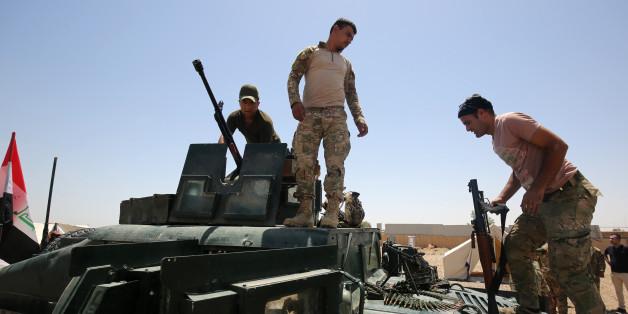L'Irak se lance dans l'une de ses plus dures batailles pour reprendre Fallouja à Daech
