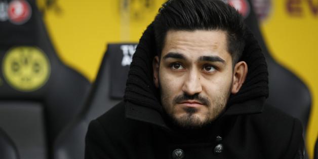 Der BVB-Spieler Ilkay Guendogan könnte bald zu Manchester City wechseln