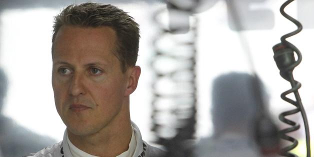 Michael Schumacher lange Zeit Initiator von Benefiz-Spielen - diesem Gedanken folgen nun auch Vettel und Nowitzki