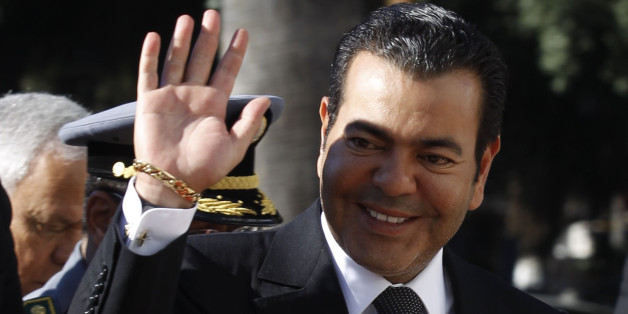 Le prince Moulay Rachid