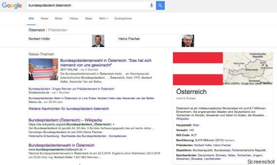 google hofer