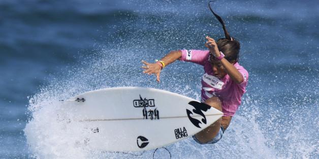 Ces femmes veulent être reconnues comme surfeuses et non comme sex-symbols