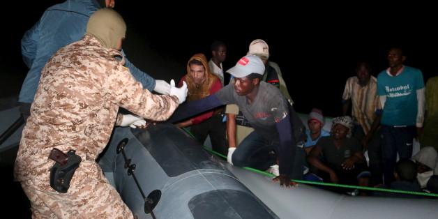 Über 2000 Flüchtlinge aus dem Mittelmeer gerettet