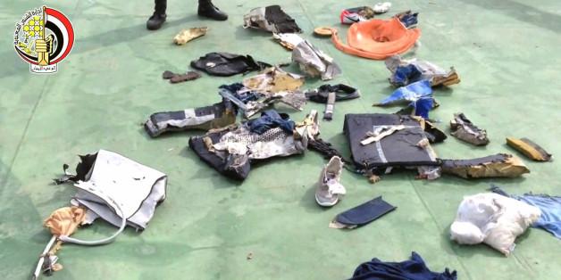Crash du vol d'EgyptAir MS804: des analyses confirment la thèse d'une explosion à bord