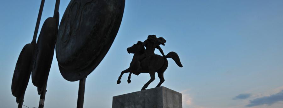 alexander the great thessaloniki