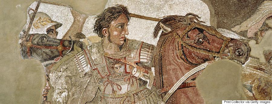 alexander the great battle