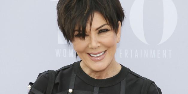 Kris Jenner, die Mutter von Kim Kardashian, will ihren Namen ändern