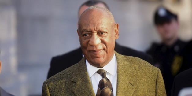 Bill Cosby muss sich seit Dienstag persönlich vor Gericht verantworten