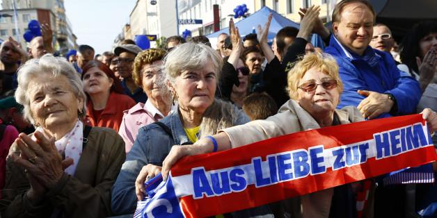 9 eindeutige Beweise, dass FPÖ-Wähler die Krone der Schöpfung sind