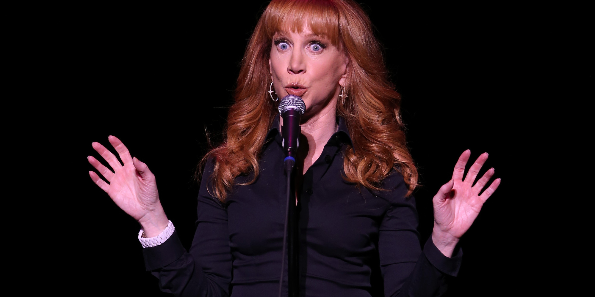 Kathy Griffin Stand Up Comedy Tour