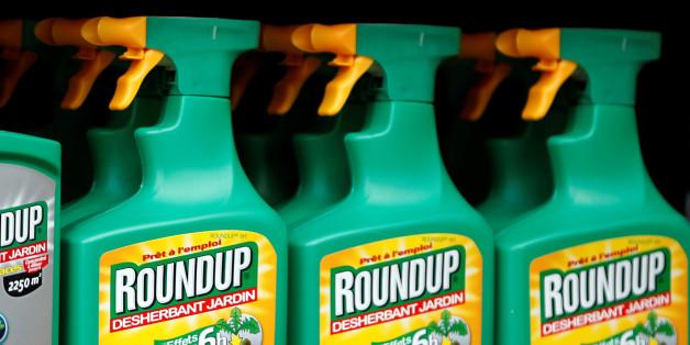 Unkrautvernichtungsmittel von Monsanto