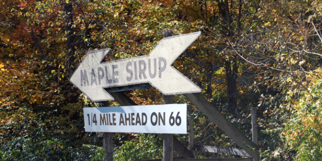 maple sirup