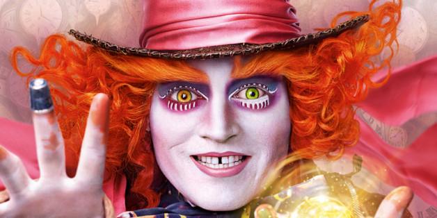 """""""Alice im Wunderland"""" geht in den Kinos jetzt weiter mit einem zweiten Teil"""