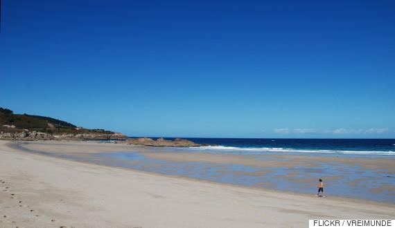 playa barrañan