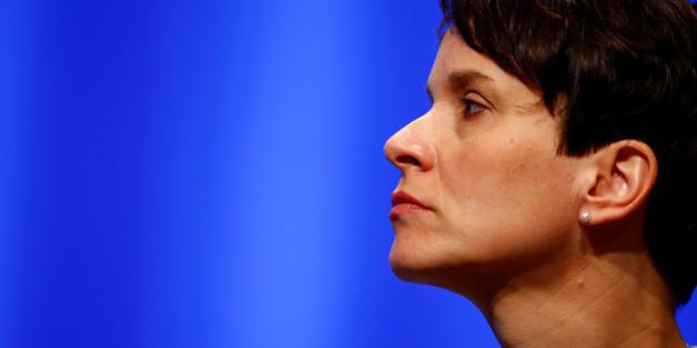 Das Meineids-Verfahren könnte Frauke Petrys Ende in der AfD bedeuten