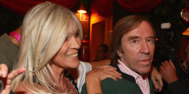 Seine Frau Elvira rettete Günther Netzer das Leben