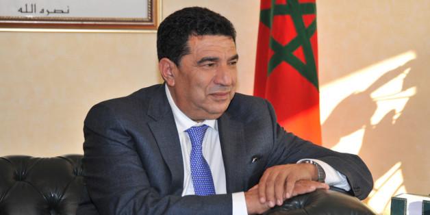 Mohamed Moubdii, ministre délégué chargé de la Fonction publique et de la modernisation de l'administration