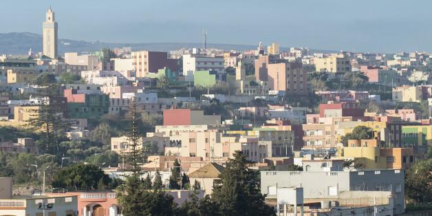 Vue sur la ville de Melilia