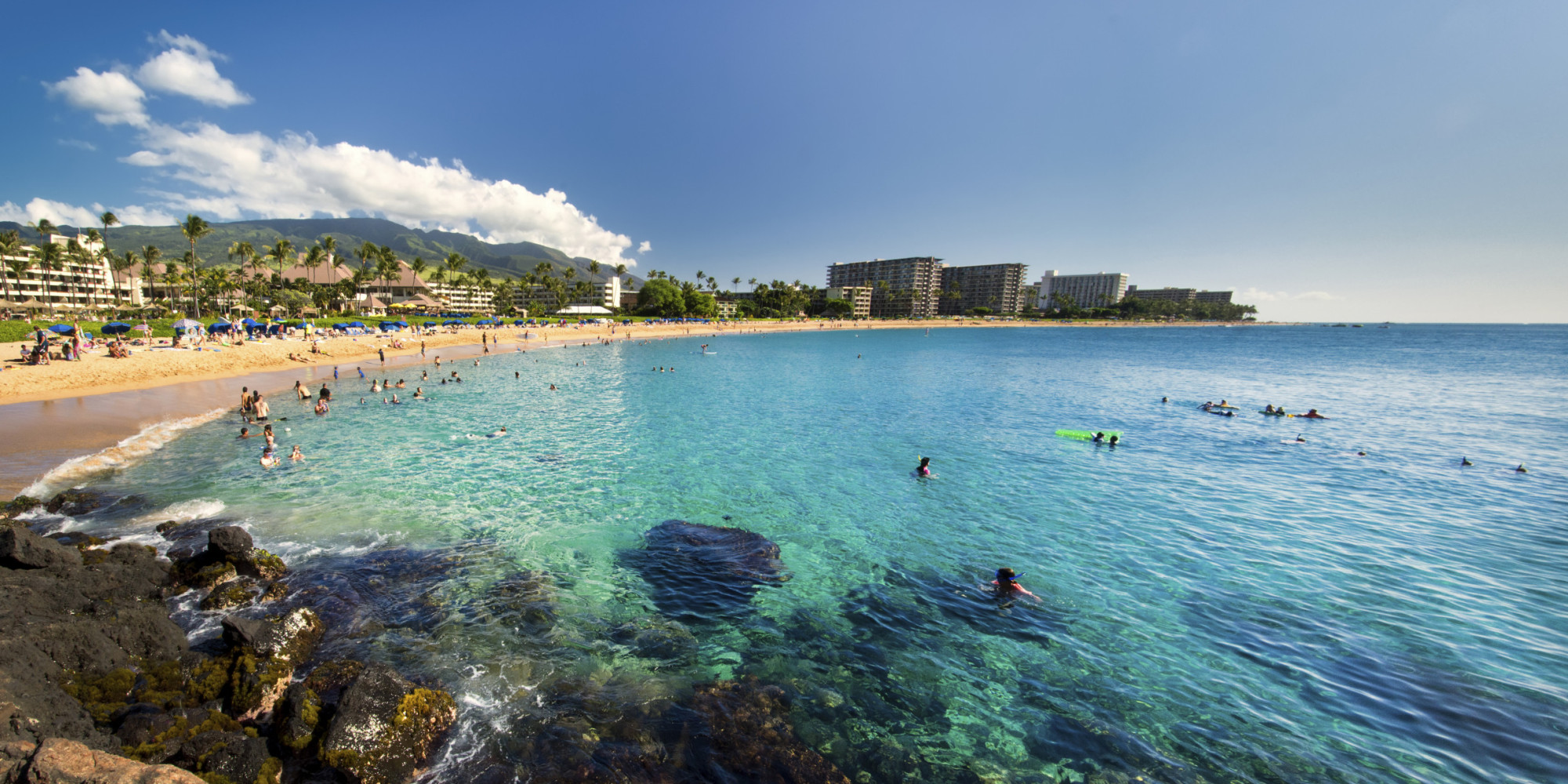 The Most Spectacular Beaches In Hawaii Huffpost