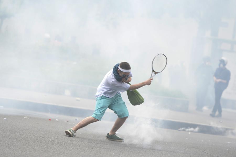 manif 26 mai tennis roland garros