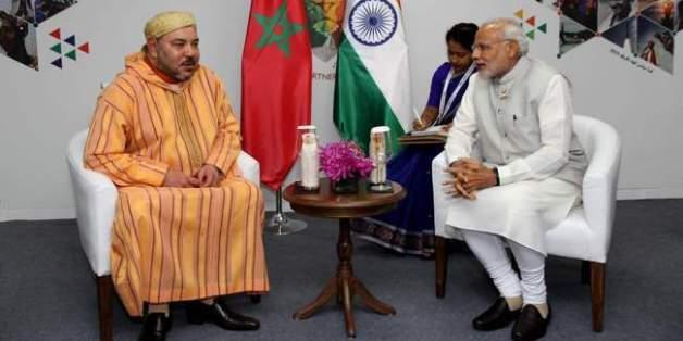Le Maroc et l'Inde veulent booster leur coopération