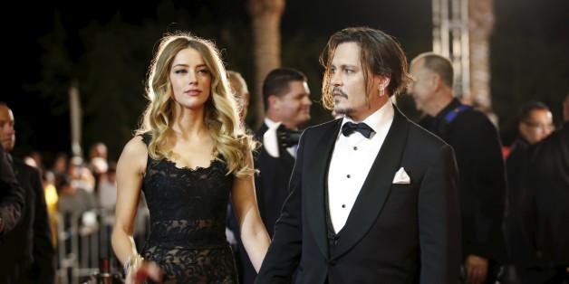 Johnny Depp und Amber Heard sind gerade mal 15 Monate verheiratet gewesen - jetzt lassen sie sich scheiden