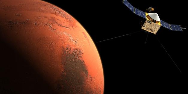 Der Mars ist der äußere Nachbar der Erde - und wird für eine Mars-Mission bereits von der NASA erforscht