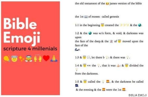 biblia emojis
