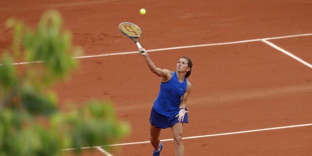 Annika Beck spielt am Freitag bei den French Open