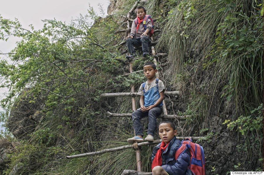 china kids ladder