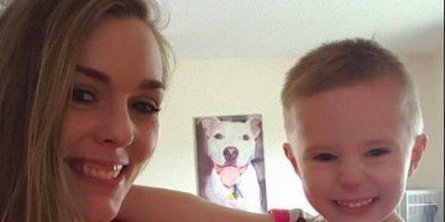 Ein Fremder beleidigte ihren Sohn, weil er ein Kleid trägt - ihre Antwort erobert das Netz