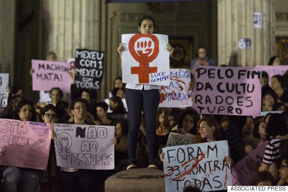 rape brazil