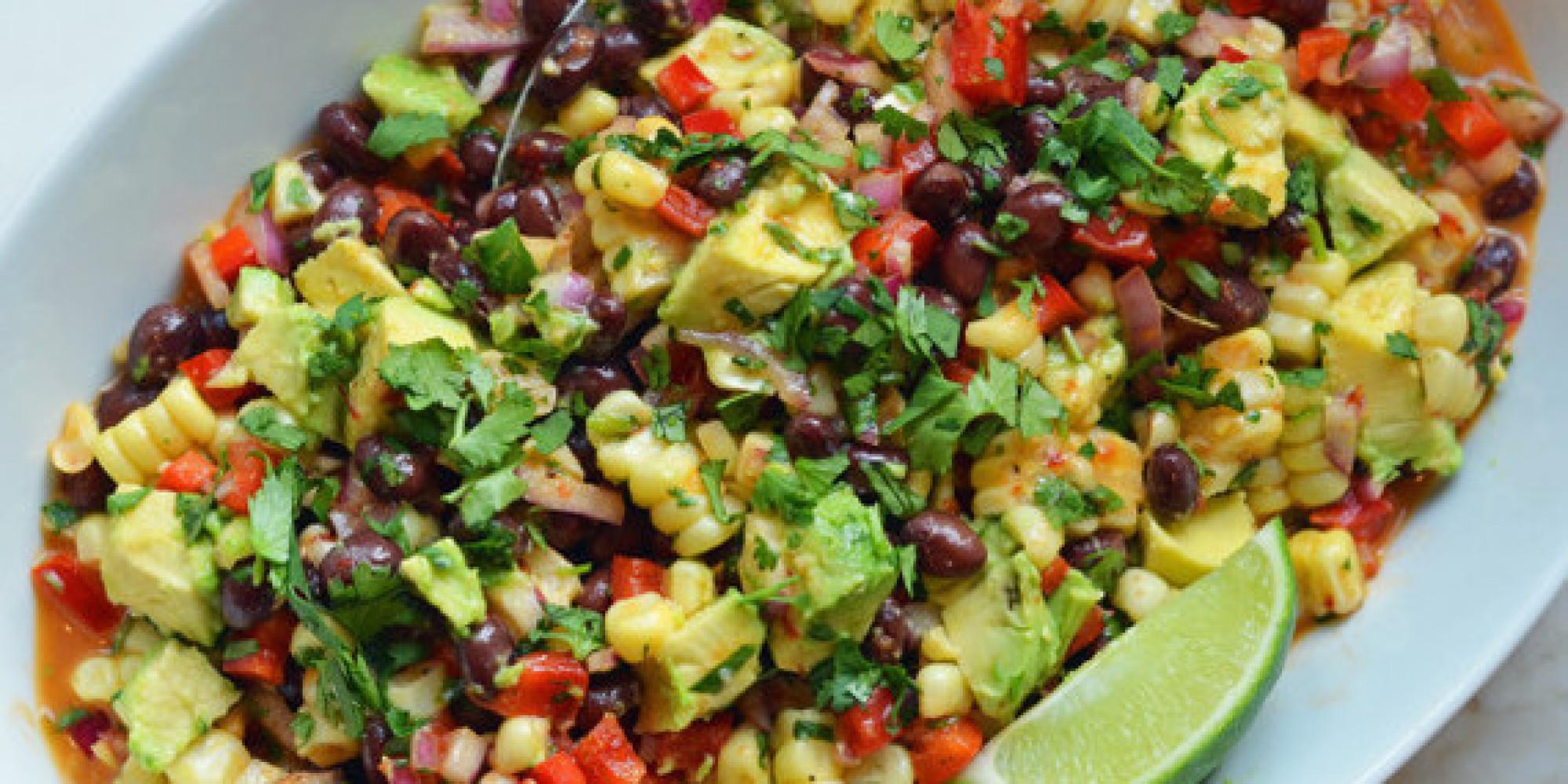 10 Lettuce-Free Salads You'll Make All Summer Long | HuffPost