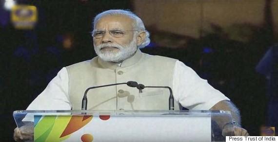 narendra modi delhi speech