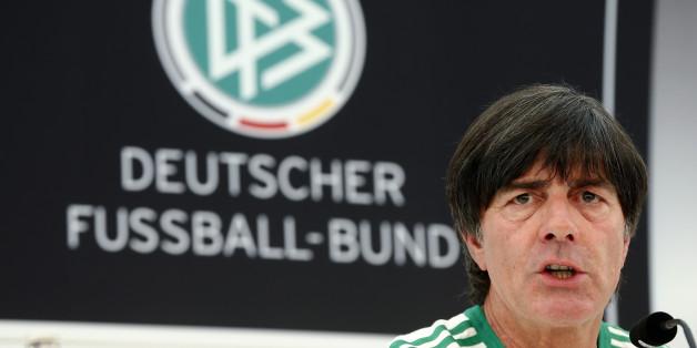Joachim Löw nennt seinen EM-Kader