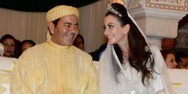 Moulay Rachid et Oum Keltoum Boufarès auraient eu une fille