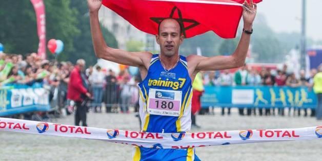 Le Marocain Najim El Qady remporte pour la troisième fois consécutive les 20 km de Bruxelles