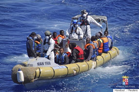 migrants boat