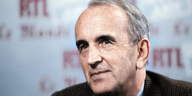 André Rousselet, fondateur de Canal+, est mort