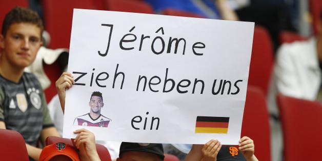 Die Fans der Nationalmannschaft halten nichts von Gaulands Statement.
