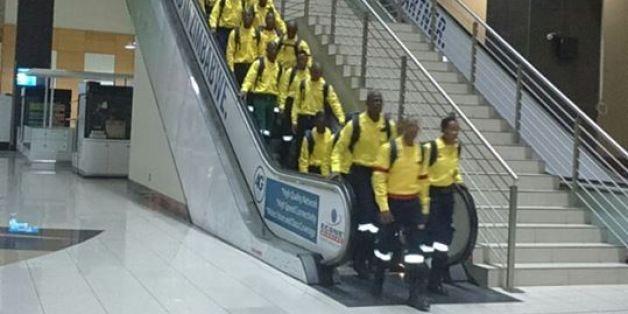 Des pompiers sud-africains viennent aider le Canada face aux incendies de  Fort McMurray
