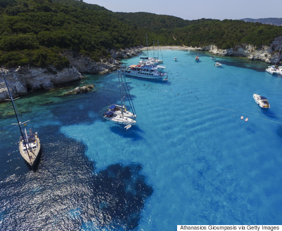 yachts greece