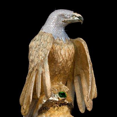 stolen gold eagle