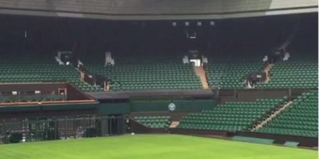 Quand Wimbledon trolle Roland-Garros sur la pluie (VIDÉO)