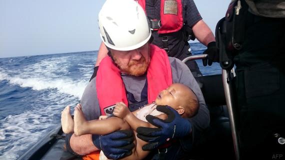 bebe refugie